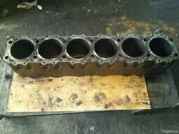 Блок цилиндров двигателя 1д12
