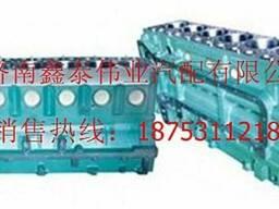 Блок цилиндров двигателя Weichai WD618. 36 Shaanxi