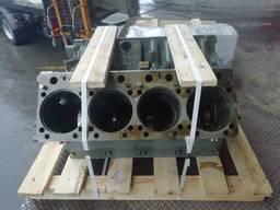 Блок цилиндров КамАЗ Евро-2