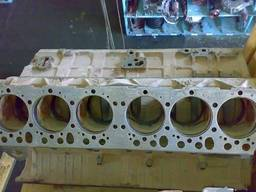 Блок цилиндров ямз-240