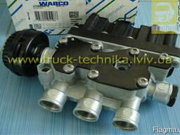 Блок ECAS електромагнітний клапан Wabco 4728800010