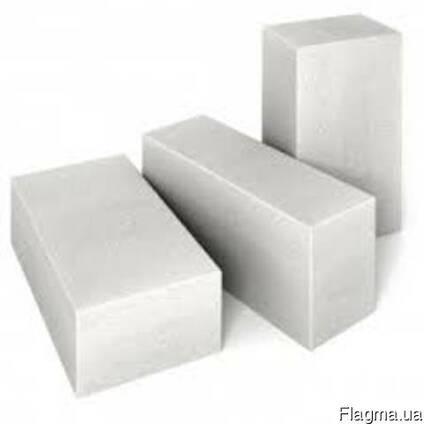 Блок газосиликатный, керамзитобетонный, кирпич , жби.