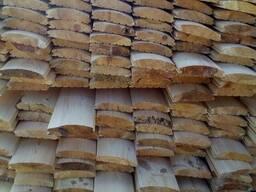 Блок-хаус 105-125x25x4000 мм сосна от производителя