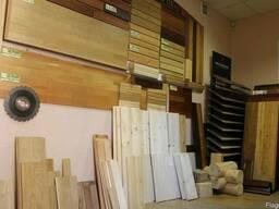 Блок хаус з хвойних порід дерева та інші вироби