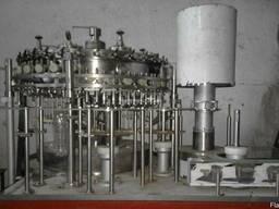 Блок изобарического розлива ВРБ-3 6000 бутылок в час