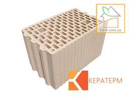Блок керамічний поризований Кератерм 38 П Г (380мм)