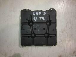 Блок комфорта BCM Skoda Rapid 6R0937086P в наличии