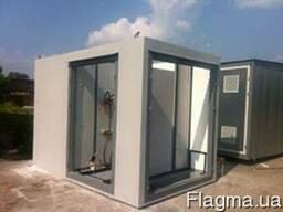 Блок-комнаты ж/б 5м Х 2,4м; 6,5м Х 2,4м