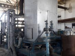 Блок очистки, станция разделения воздуха