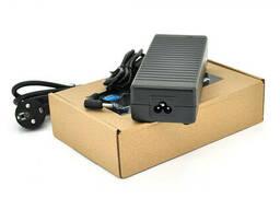 Блок питания Merlion для ноутбукa HP 18.5V 6.5A (120 Вт) штекер 4.5*3.0мм, длина 0,9м +. ..