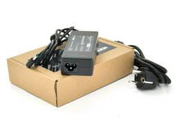Блок питания Merlion для ноутбукa HP 19.5V 4.62A (90 Вт) штекер 4.5*3.0мм, длина 0,9м +. ..