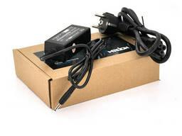 Блок питания Merlion для ноутбукa HP 19V 1.58A (30 Вт) штекер 3.5*1.5мм, длина 0,9м +. ..
