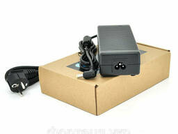 Блок живлення Merlion для ноутбукa HP 19V 6. 32A (120 Вт). ..