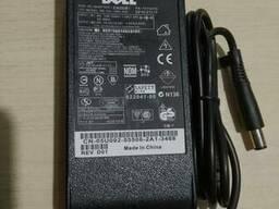 Блок питания зарядное устройство для ноутбука DELL 19V. ..