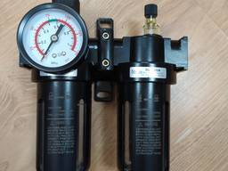 Блок подготовки воздуха для поршневого компрессора