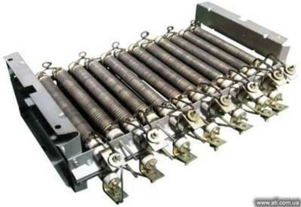Блок резисторов БК12 У2 ИРАК.434.331.003 схема 01,03-06,48,