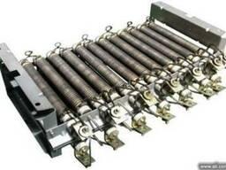 Блок резисторов БК12 У2 ИРАК. 434. 331. 003 схема 13, 27, 51, 67
