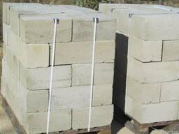 Блок стеновой из известняка (ракушечника)