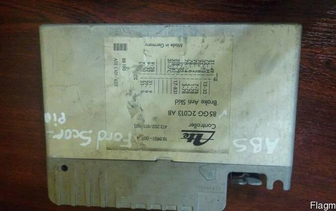 Блок управления ABS Ford Scorpio 85GG2C013AB. (1995г)