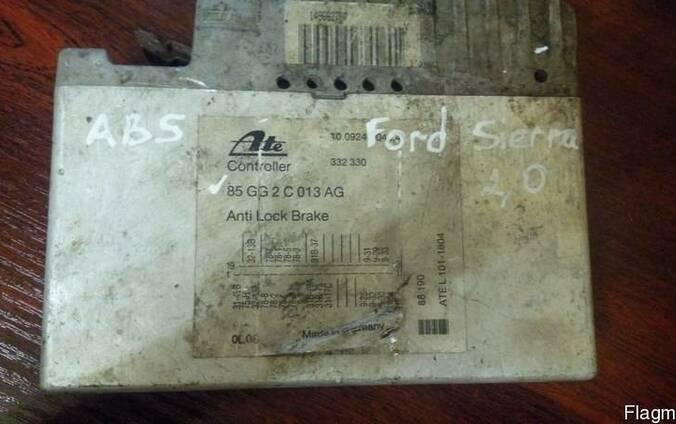 Блок управления ABS Ford Sierra 2.0. 85GG2C013AG