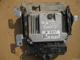 Блок управления двигателем 1. 9TDI Volkswagen Caddy III (20