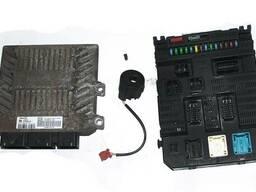 Блок управления двигателем 2.0HDI Fiat Scudo 2007- Citroen J