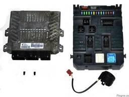 Блок управления двигателем 2. 0HDI Fiat Scudo 2007- Citroen