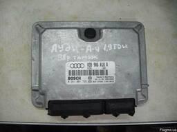 Блок управления двигателем Audi А4 В5(1994г-2001г ) 1, 9 ТДІ