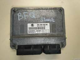 Блок управления двигателем BFQ 1,6 бензин 06A906033BK