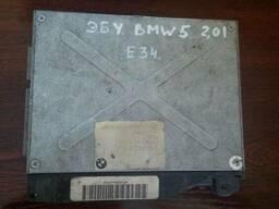 Блок управления двигателем BMW 5 E34 1738952