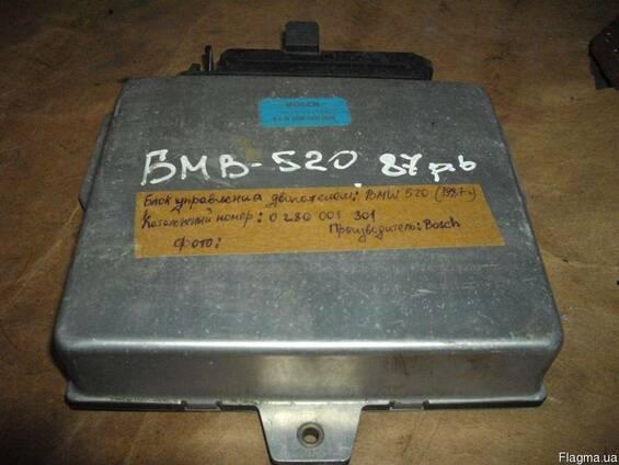 Блок управления двигателем BMW 520 (1987г) 0280001301