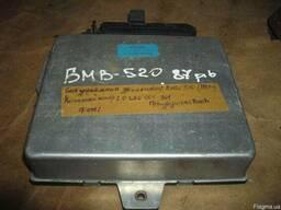 Блок управления двигателем BMW 520 (1987г) 0280001301 - фото 1