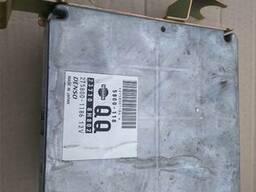 Блок управления двигателем (ЭБУ) 23710-8H802 на Nissan X-Tra