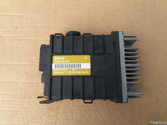 Блок управления двигателем (ЭБУ) Volkswagen T2\ Т3 (Transpor