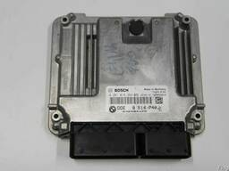 Блок управления двигателем f30 f10 e87 BMW N47 184KM 8514740