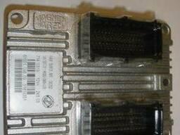Блок управления двигателем Fiat Grande Punto 1. 2 IAW 5SF3. M1