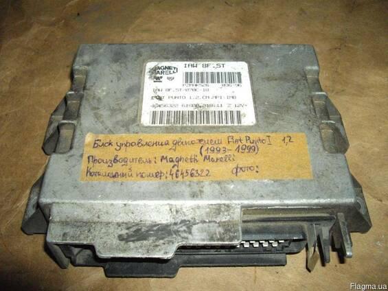 Блок управления двигателем Fiat Punto I номер - 46456322