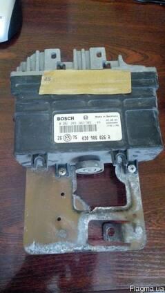 Блок управления двигателем Golf 3 030906026R, 0261203302/303