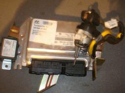 Блок управления двигателем hyundai tucson 39104-27300