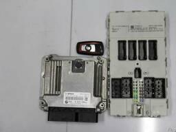 Блок управления двигателем, компъютер, БУД F20 ф20