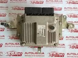 Блок управления двигателем Lancia Ypsilon 03-09 бу