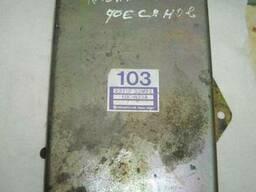 Блок управления двигателем Nissan Cherry N12 Кат. ном. 237