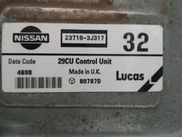 Блок управления двигателем Nissan Primera P11 (23710-3J317)