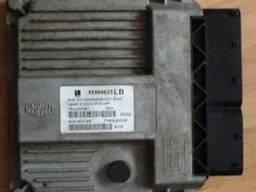 Блок управления двигателем Opel CorsaD 55566037 HJ MJD6O3. SC