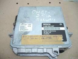 Блок управления двигателем Opel Omega 2. 5 TD (1994г - 2003г)
