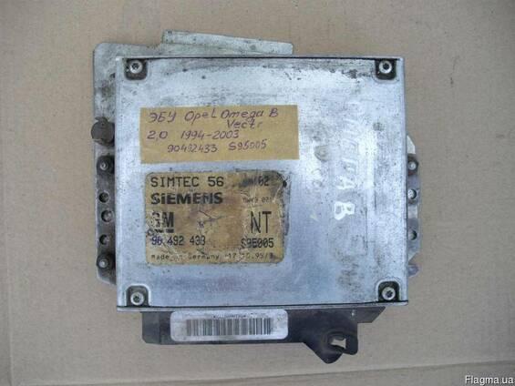Блок управления двигателем Opel Omega B 2.0 1994г-2003г