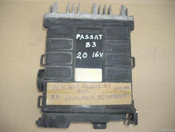 Блок управления двигателем Passat B3 0261200234, 893907404M