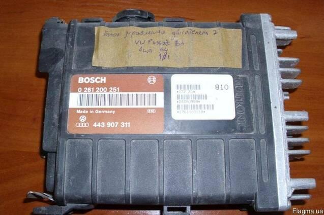 Блок управления двигателем Passat B3 номер 0261200251