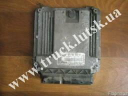 Блок управления двигателем Volkswagen Crafter 2.5TDI 80квт.