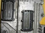 Блок управления двигателем Z16XEP Opel Vectra C 28020956. .. - фото 1
